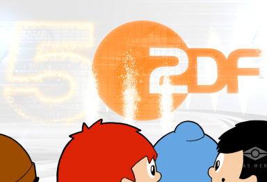 """ZDF """"50 Jahre Trailer"""""""