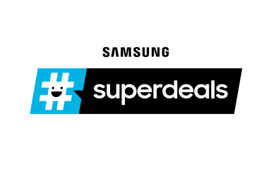 "SAMSUNG Superdeals ""Halloween"""